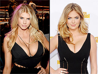 Charlotte McKinney on Being Compared to Kate Upton: 'I'm Over It!' | Kate Upton