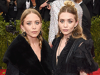 Mary-Kate and Ashley Olsen Skip Met Gala Theme, Go Gothic