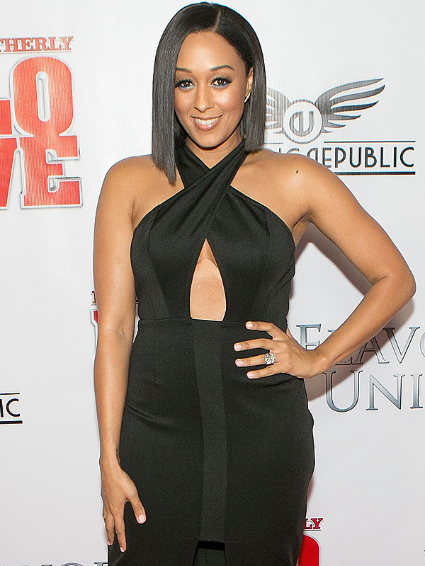 Tia Mowry-Hardrict Mother's Day