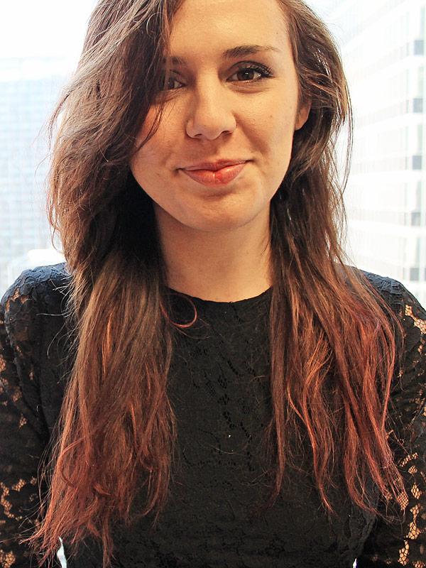 Maria Yagoda Kool-Aid hair dye