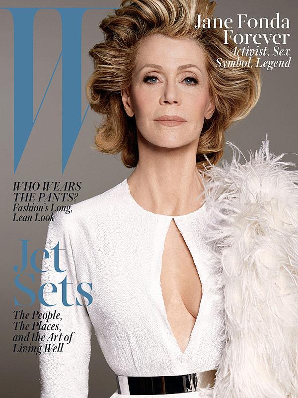 Jane Fonda at the Cannes Film Festival 2015.