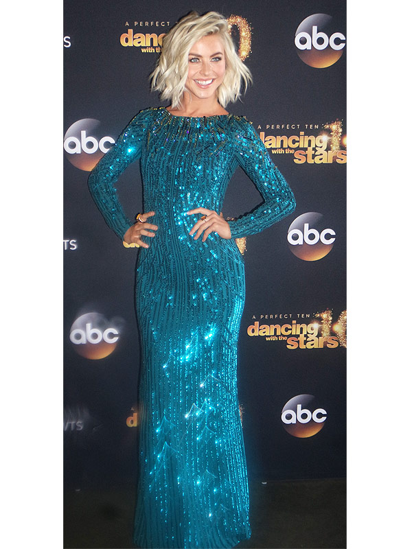 Julianne Hough DWTS