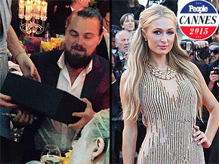 Fashion Face-Off! Leonardo DiCaprio Outbids Paris Hilton for Chanel Purse at Cannes Charity Auction (PHOTO)
