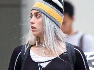 Lourdes Leon Dyes Hair Gray: See Her Edgy New Hue