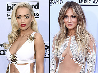 Rita Ora, Jennifer Lopez and More Stars Who Ditched Underwear at the Billboard Music Awards