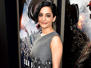 The Good Wife's Archie Panjabi Responds to Faked Alicia-Kalinda Scene