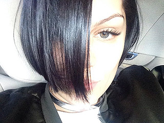 Jessie J Dyes Her Hair – Again! (Plus More Must-See Tress Updates)