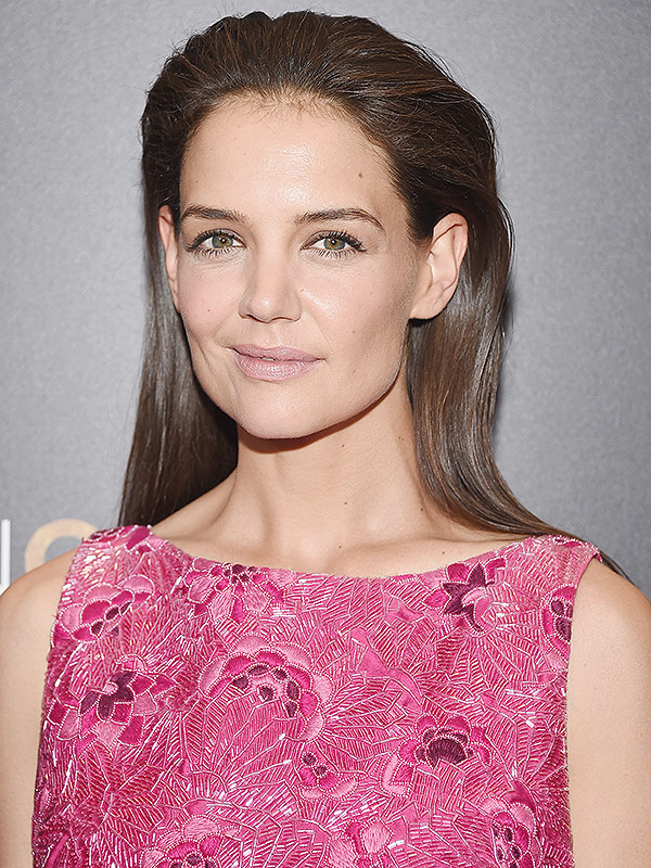Katie Holmes on March 30, 2015 in New York City