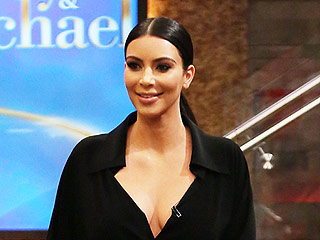 Kim Kardashian: When Kanye First Made Over My Closet, I Cried
