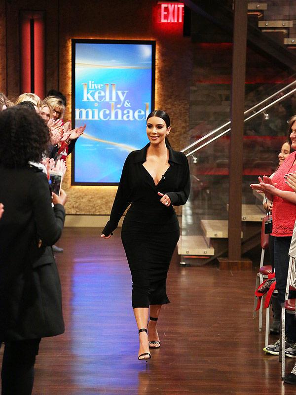 Kim Kardashian closet makeover
