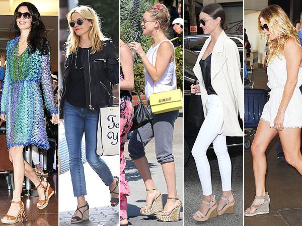 Amal Clooney, Reese Witherspoon, Kate Hudson, Miranda Kerr