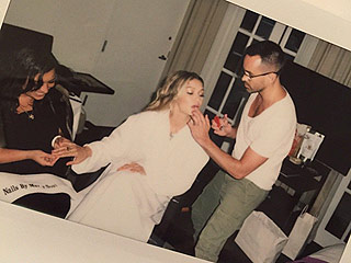 CFDA 2015: All the Glam Getting-Ready Shots From Your Fave Celebrities!