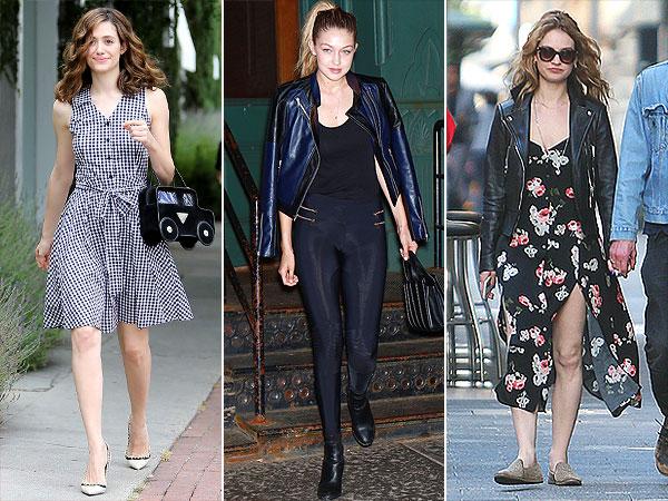 Celebrity Fashion Under $150