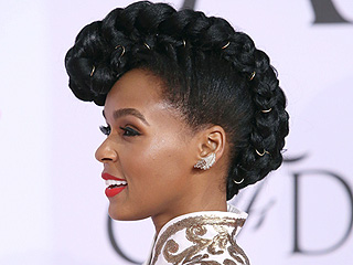 You're Going to Want to Try Hair Jewelry Thanks to Janelle Monae and Emmy Rossum