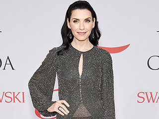 Julianna Margulies Flashes Her Underwear at the CFDA Awards