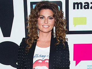 New Tour, New Hair? Shania Twain Is Now a Blonde