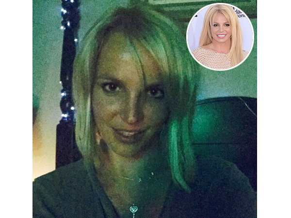Britney Spears haircut