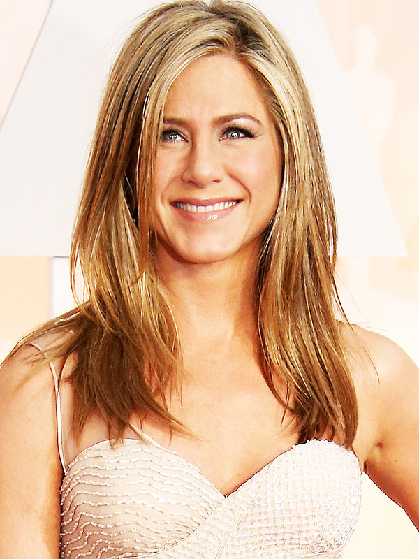Jennifer Aniston arrives at the 87th Annual Academy