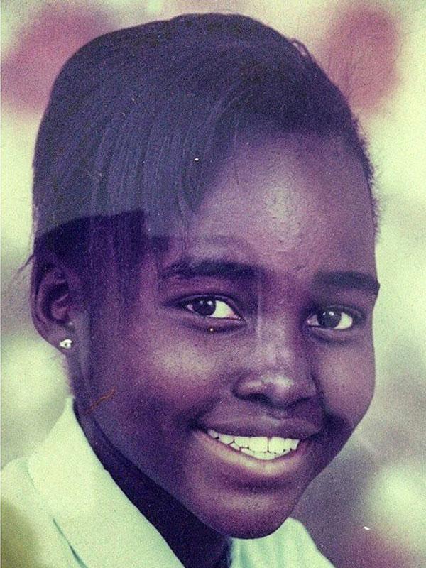 Lupita Nyong'o TBT