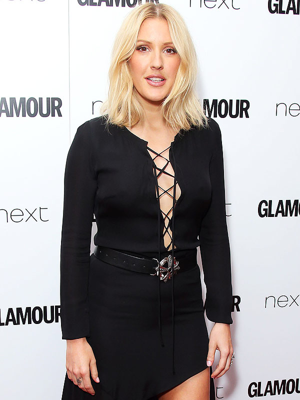 Ellie Goulding Glamour of the Year Awards