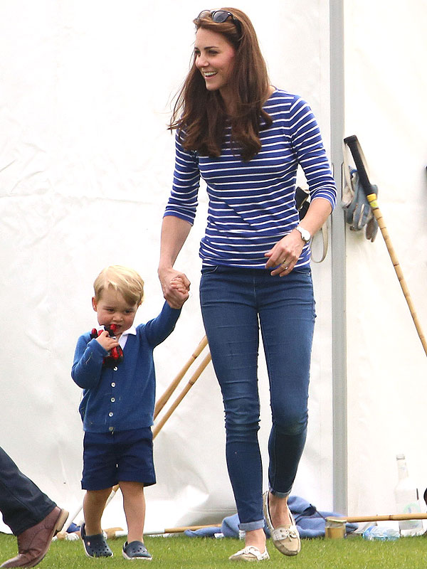 Princess Kate Skinny JEans
