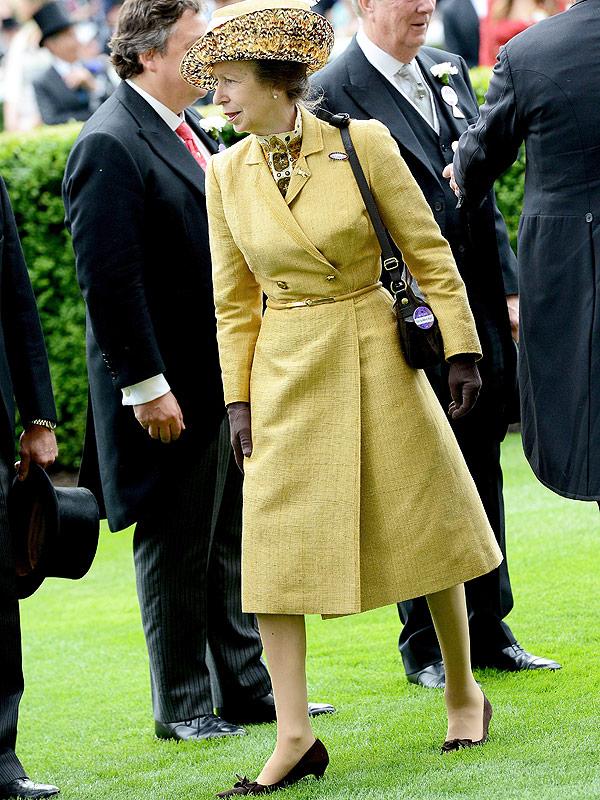 Princess Anne style