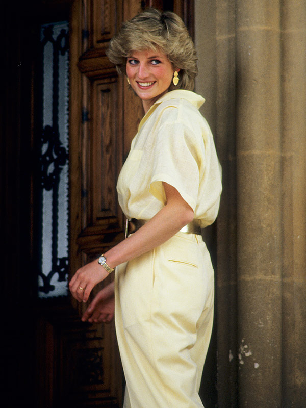 Princess Diana Versace Dress Up For Auction