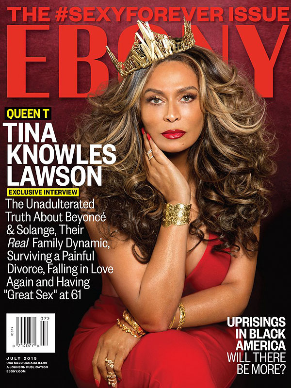 Tina Knowles Ebony