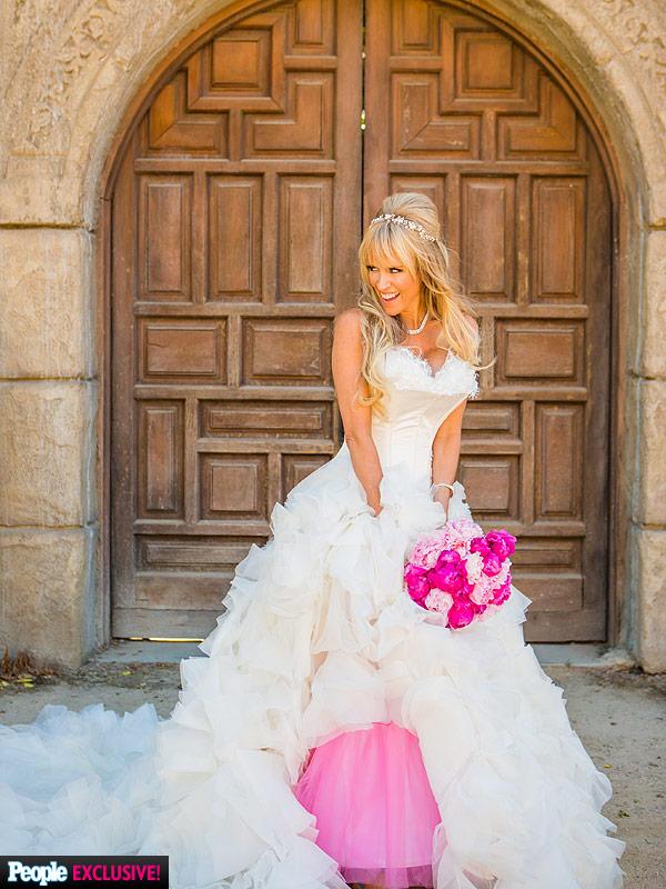 Paige Hemmis Wedding