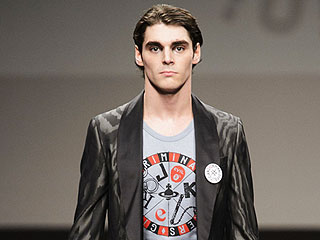 Breaking Bad Star RJ Mitte Turns High-Fashion Model: See His Runway Transformation! (PHOTOS)