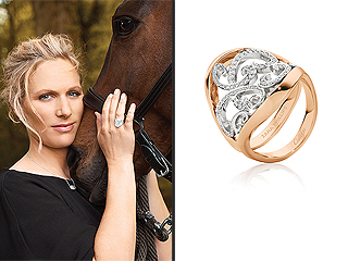 Attention, Horse Lovers: Zara Phillips Has a New Jewelry Line Just for You