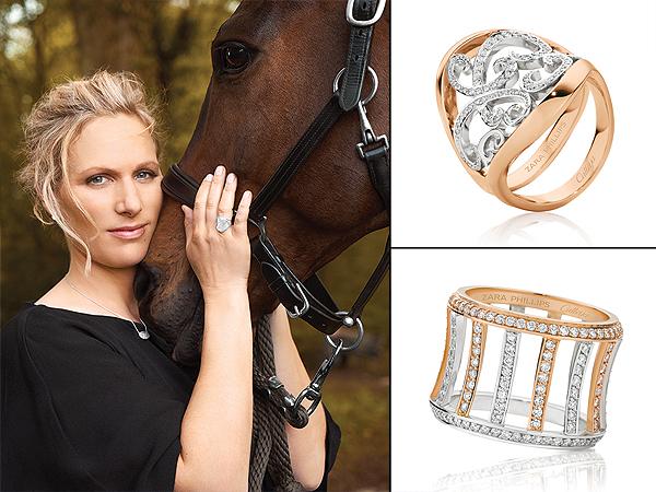 Zara Phillips jewelry line