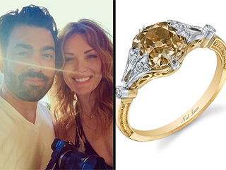 Amy Purdy's Two Engagement Rings (One Sweet, One Sparkly): Exclusive Scoop and Photos!