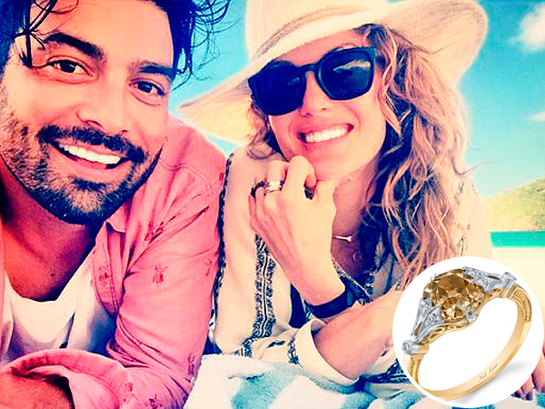 Amy Purdy Engagement Ring