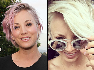 Peace Out, Pink Hair: Nicole, Kelly and Kaley Have Gone Back to Blonde