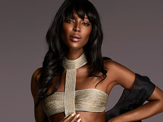 Naomi Campbell Fronts Lingerie Campaign at 45, Plus More Fall Campaign Updates