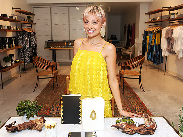 Nicole Richie pop-up shop House of Harlow