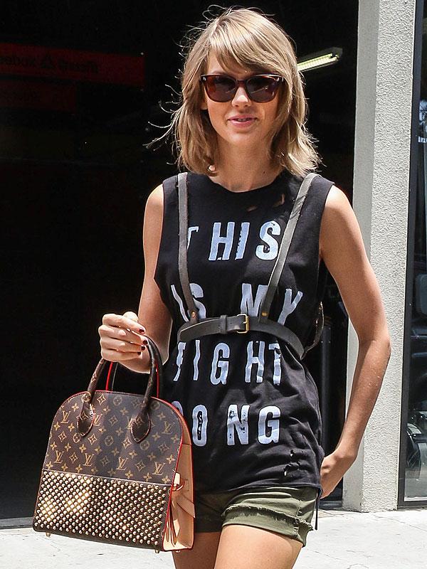 Taylor Swift crop top