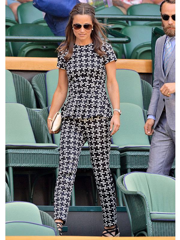 Pippa Middleton Wimbledon Tennis Championships