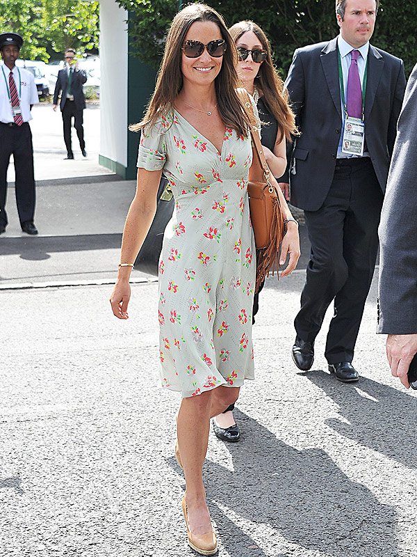 Pippa Middleton royal christening