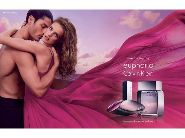 Calvin Klein Campaign Ad