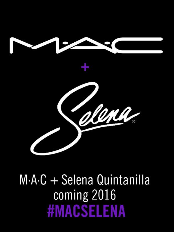 Selena Quintanilla x MAC
