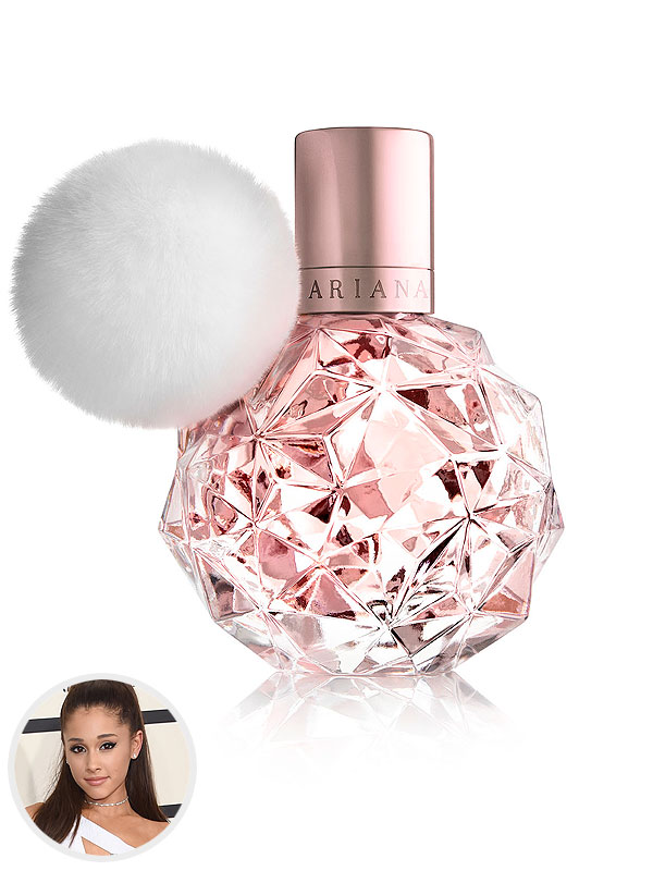 Ariana grande fragrance
