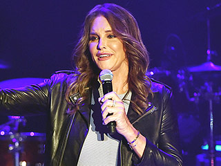 Caitlyn Jenner Given a Standing Ovation During Surprise Appearance at Her First Boy George Concert