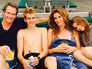 Cindy Crawford Has the Most Stylish (and Gorgeous) Family: See Their Vacation Photos!