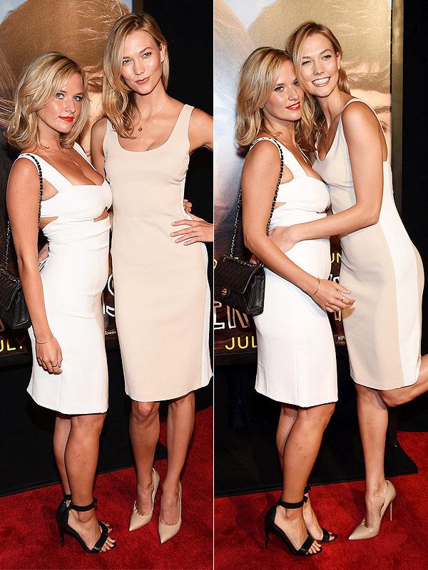 Karlie Kloss sisters