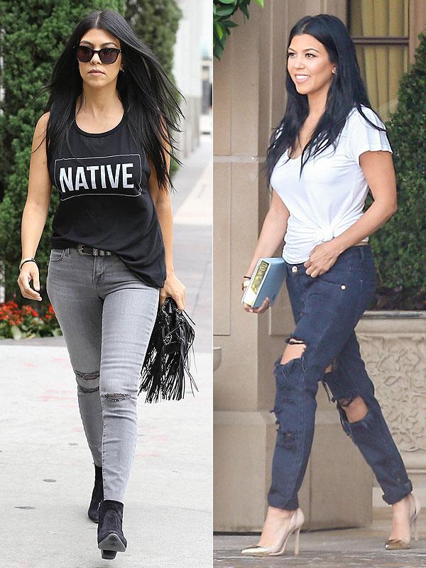 Kourtney Kardashian st...