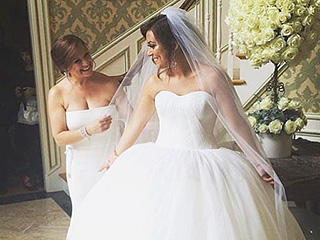 Why Caroline Manzo Wore White to Her Daughter Lauren's Wedding (Plus, See What the Rest of the Real Housewives of New Jersey Stars Wore!)