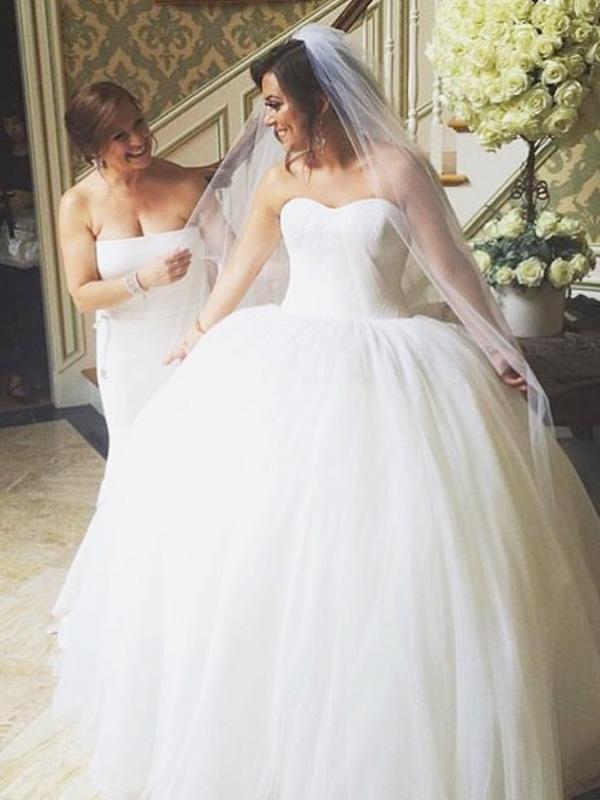 lauren manzo wedding guests lauren manzo wedding photos