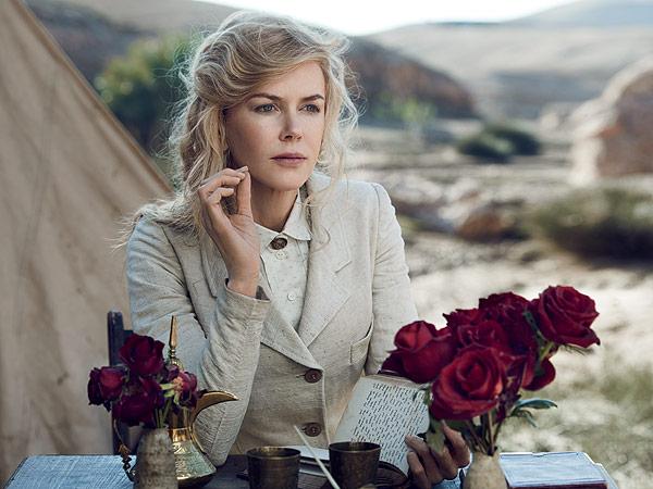 Nicole Kidman Vogue August 2015
